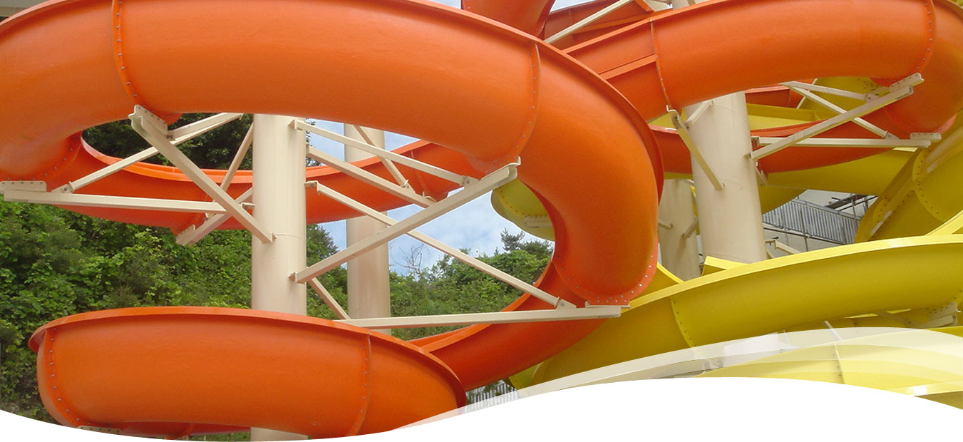 Flume Waterslides