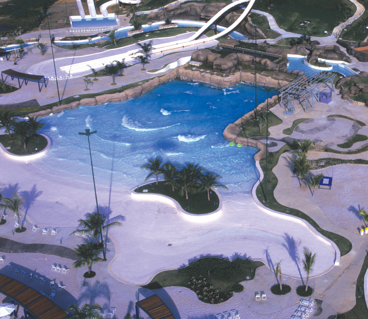 rio wave pool
