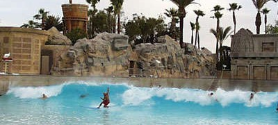 Featured Project: Mandalay Bay Wave Pool | Waterfun Products